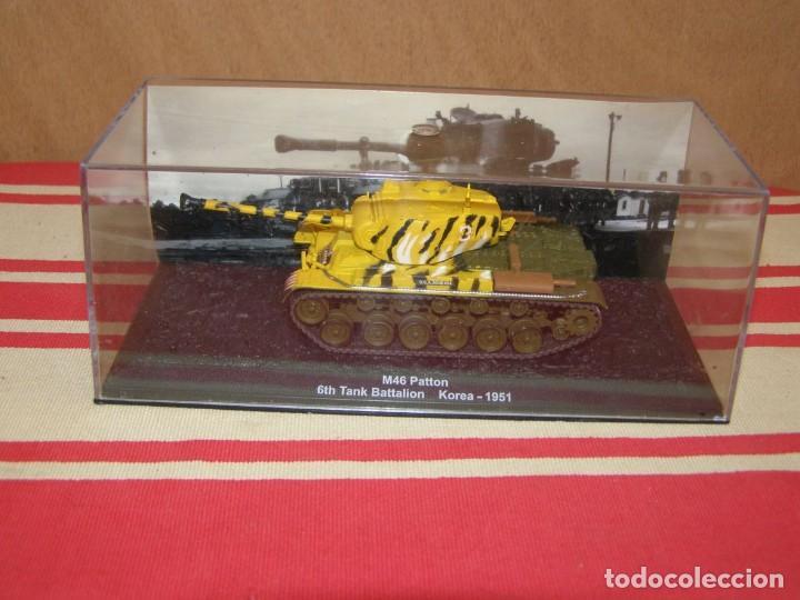 Coches a escala: Colección de vehículos militares Ech 1/43: M46 Patton (Corea 1951) - Foto 4 - 287753658