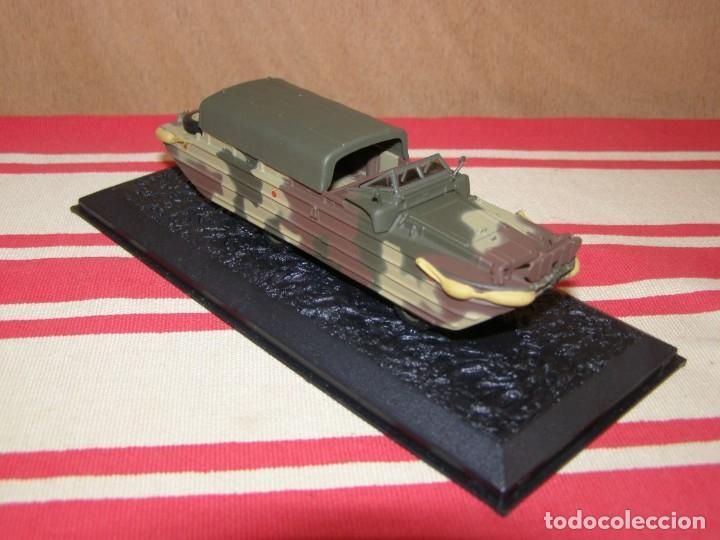Coches a escala: Colección de vehículos militares Ech 1/43: DUKW 353 (Iwo Jima Japon 1945) - Foto 2 - 287755898