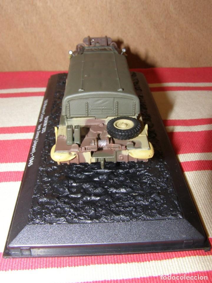 Coches a escala: Colección de vehículos militares Ech 1/43: DUKW 353 (Iwo Jima Japon 1945) - Foto 3 - 287755898