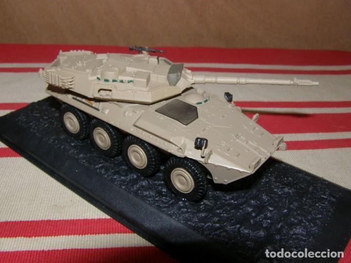 Coches a escala: Colección de vehículos militares Ech 1/43: B1 Cernturo (Egipto 2002) - Foto 2 - 287763973