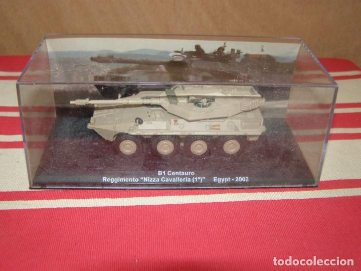 Coches a escala: Colección de vehículos militares Ech 1/43: B1 Cernturo (Egipto 2002) - Foto 4 - 287763973