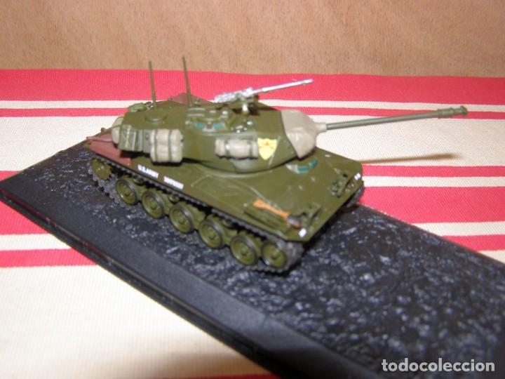 Coches a escala: Colección de vehículos militares Ech 1/43: M41A3 Walker Bulldog (Tailandia 1962) - Foto 2 - 287769303