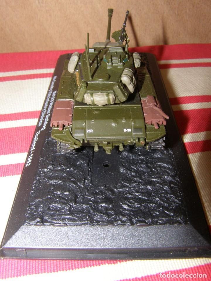 Coches a escala: Colección de vehículos militares Ech 1/43: M41A3 Walker Bulldog (Tailandia 1962) - Foto 3 - 287769303