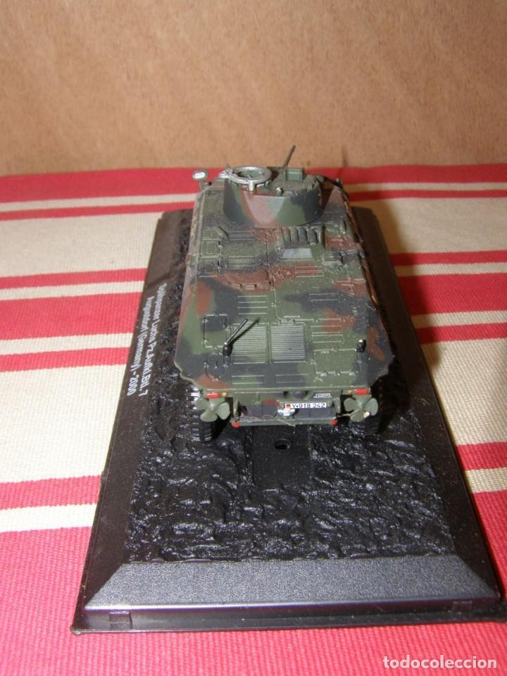 Coches a escala: Colección de vehículos militares Ech 1/43: Spähpanzer Luchs (Augustdorf Alemania 2000) - Foto 3 - 287770383