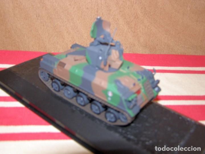 Coches a escala: Colección de vehículos militares Ech 1/43: AMX30 Roland (Marne Francia 1991) - Foto 2 - 287771178