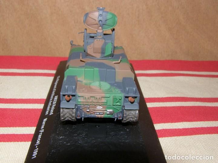 Coches a escala: Colección de vehículos militares Ech 1/43: AMX30 Roland (Marne Francia 1991) - Foto 3 - 287771178