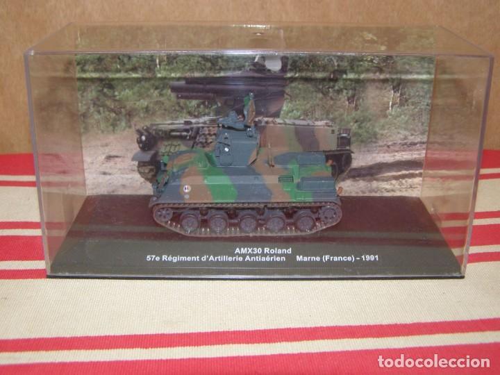 Coches a escala: Colección de vehículos militares Ech 1/43: AMX30 Roland (Marne Francia 1991) - Foto 4 - 287771178