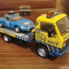 Auto in scala: LOTE CAMIÓN PEGASO Y COCHE. Lote 288068423
