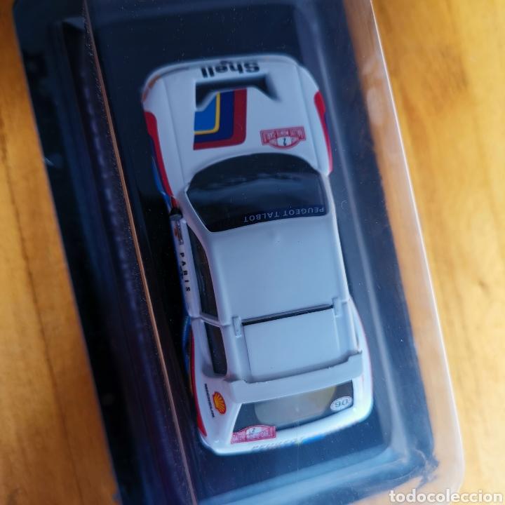 Coches a escala: Coche de metal escala 1/43 Peugeot 205 Turbo 16 Rally de Montecarlo 1985. A. Vatanen - Foto 3 - 293631608