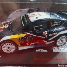 Coches a escala: FORD FIESTA WRC OGIER INGRASSIA RALLYE MONTE CARLO 2018. Lote 293811003