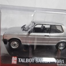 Coches a escala: TALBOT SAMBA. Lote 294374258
