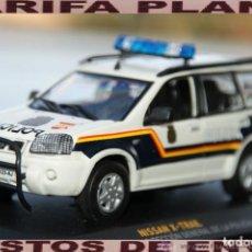 Coches a escala: NISSAN XTRAIL POLICIA NACIONAL ESCALA 1:43 DE ALTAYA EN CAJA. Lote 295982578