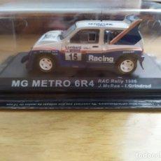 Coches a escala: MG METRO 6R4. Lote 296015018