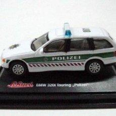 Coches a escala: BMW 320I TOURING POLIZEI DE SCHUCO. Lote 26947779