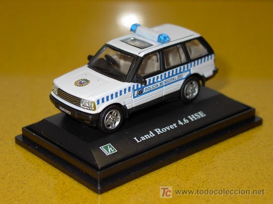 Policia 6 Vendido Land Venta Local Carar Coche Hse Rover 4 En BxCdoe