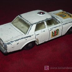 Coches a escala: FORD GALAXIE DE MATCHBOX.. Lote 21207460