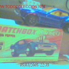 Coches a escala: MATCHBOX PISTON POPER 1/72. Lote 27018917