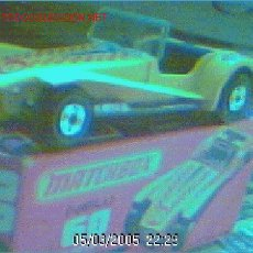 Coches a escala: MATCHBOX LOTUS SUPER SEVEN 1/72. Lote 8567593