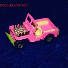 Coches a escala: MATCHBOX JEEP HOT ROD. Lote 27588950
