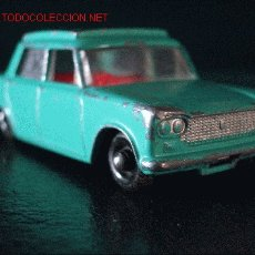 Coches a escala: FIAT 1500 BY LESNEY. Lote 27425553