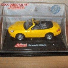 Coches a escala: SCHUCO JUNIOR PORSCHE 911 CABRIO. Lote 16971539