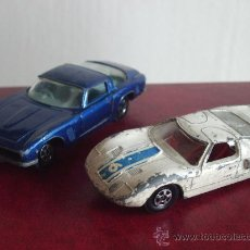 Coches a escala: ISO GRIFO + FORD G.T. Lote 21025190