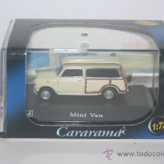 Coches a escala: COCHE MINI VAN - DIE CAST METAL 1:72. Lote 27607782