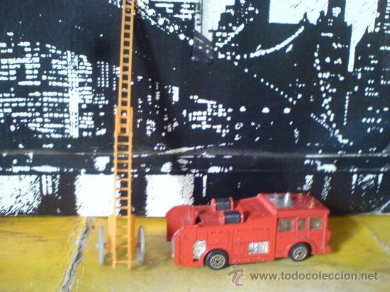 Coches a escala: E.R.F.FIRE TENDED - Foto 2 - 25635044