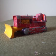 Coches a escala: MATCHBOX SERIES Nº 16. CASE TRACTOR. 1969.. Lote 25106991