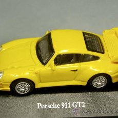 Coches a escala: PORSCHE 911 GT2 - CARARAMA HONGWELL 1/72 - NUEVO!!. Lote 28079802