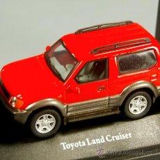 Coches a escala: TOYOTA LAND CRUISER - CARARAMA HONGWELL 1/72 - NUEVO!!. Lote 28080029