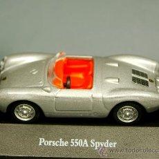Coches a escala: PORSCHE 550 SPYDER J. DEAN - CARARAMA HONGWELL 1/72 - NUEVO!!. Lote 28080137