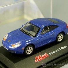 Coches a escala: PORSCHE 911 COUPE - SCHUCO 1/72 NUEVO EN CAJA. Lote 28582909