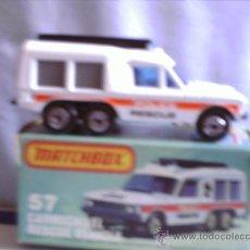 Carros em escala: CARMICHAEL RESCUE MATCHBOX. Lote 29864691