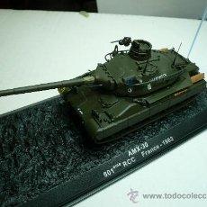 Coches a escala: TANQUE CARRO DE COMBATE AMX-30. Lote 31371253