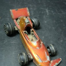 Coches a escala: WT 406 MARCH FORD 72IFI - MADE IN HONG KONG - COCHE DE CARRERAS METAL. Lote 33060783
