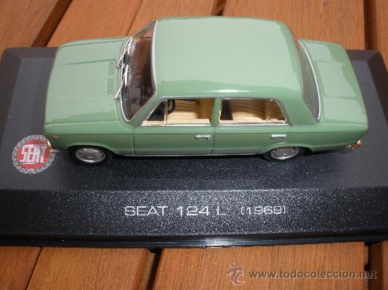 Coches a escala: coche escala 1.72 seat 124 L+fasciculo nº1 - Foto 3 - 33227151