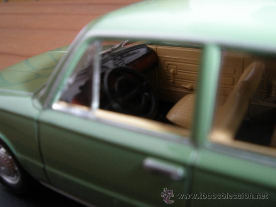 Coches a escala: coche escala 1.72 seat 124 L+fasciculo nº1 - Foto 9 - 33227151