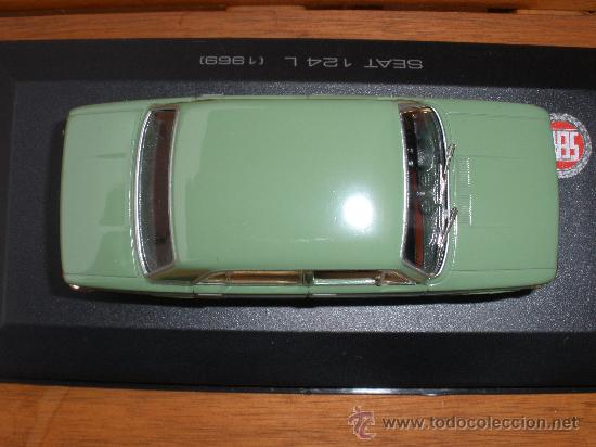 Coches a escala: coche escala 1.72 seat 124 L+fasciculo nº1 - Foto 8 - 33227151