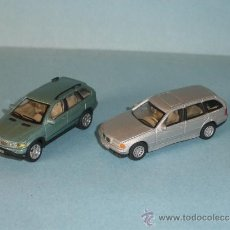 Coches a escala: SCHUCO – BMW + MERCEDES ESCALA 1:72. Lote 37632985