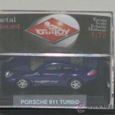 Coches a escala: PORSCHE 911 TURBO DE GUILOY. Lote 38506236