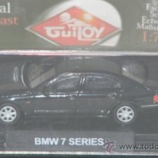 Coches a escala: BMW 7 SERIES DE GUILOY. Lote 38506240