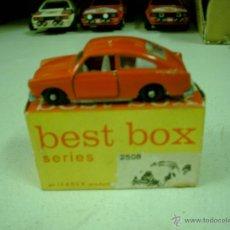 Coches a escala: VOLKSWAGEN 1600 TL DE BEST BOX EN CAJA. Lote 43851235