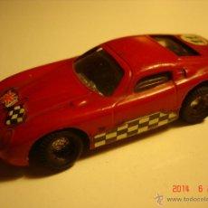 Coches a escala: BIZZARINI GT DE GUISVAL. Lote 43958246