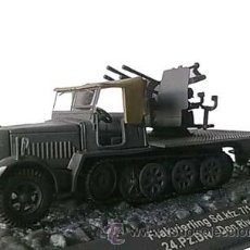 Coches a escala: FLAKVIERLING SD.KFZ. 7/1 (USSR). Lote 49427391