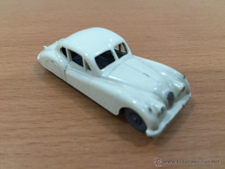 Coches a escala: LESNEY MATCHBOX JAGUAR XK140 NUM 32 - Foto 2 - 53771595