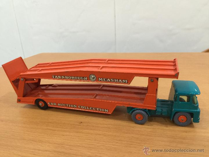 Coches a escala: LESNEY MATCHBOX CAMION GUY WARRIOR TRACTOR NUM 8 - Foto 3 - 53771925