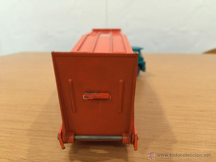 Coches a escala: LESNEY MATCHBOX CAMION GUY WARRIOR TRACTOR NUM 8 - Foto 4 - 53771925