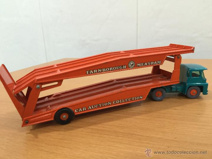 Coches a escala: LESNEY MATCHBOX CAMION GUY WARRIOR TRACTOR NUM 8 - Foto 5 - 53771925