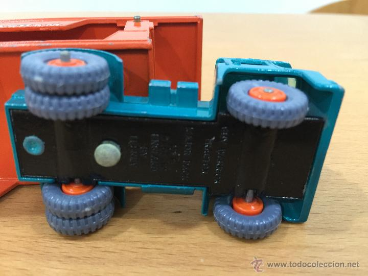 Coches a escala: LESNEY MATCHBOX CAMION GUY WARRIOR TRACTOR NUM 8 - Foto 7 - 53771925